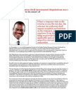 Tax Administration Self Assessment Regulations Nigeria