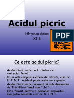 Acidul Picric_ Hirtescu Adina XIB