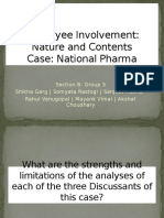 HRM National Pharma CASE