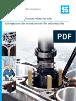 Reconditioning of Aluminium Engine Blocks