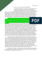 portfolio 1 - jc thematic reflection