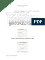 Desarrollo de Aplicaciones I Actividad 2 Unidad I