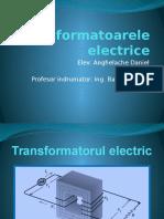 Transformatorul Electric (1)