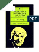 Jung Carl Gustav - Arquetipos E Inconsciente Colectivo (1)