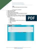 Protocolo de Uso Del Aplicativo de Reforzamiento Pedagógico 2do Grado