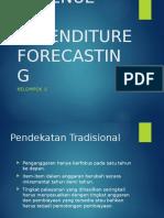 Slide Forecasting