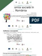 Economia Socială În România Prezentare