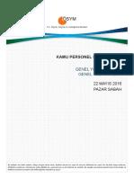 2016 KPSS Genel Yetenek Genel Kultur Matematik Çözümler