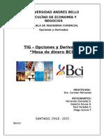 Tig Opciones y Derivados - Bci