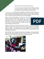 reportase PHBS