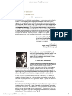 A Ordem Do Discurso » Fundação Lauro Campos