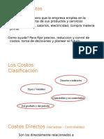 1. CPD - Costo Directo (Clase 1)
