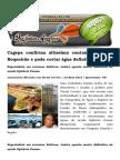 Cagepa Confirma Altissima Contaminação Em Boqueirão e Pode Cortar Água Definitivamente