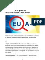 EU Jargon_ a-Z Guide to Brussels-speak