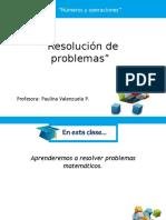 01. Presentación - Resolución de Problemas