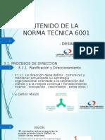 Ntc 6001 No 2 Procesos de Direccion