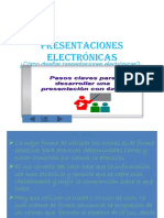 Como Crear Una Presentacion PDF