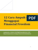 eBook - Financial Freedom