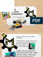 Stop Motion Animation 101 Webinar