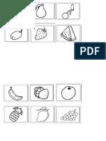 3Nov Fruits Worksheet-bingo
