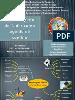 El Desempeño Del Líder Como Agente de Cambio - CO - Postgrado UDO - Nov2014
