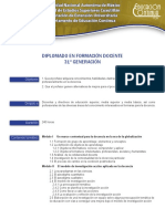 Diplomado Formacion Docente UNAM