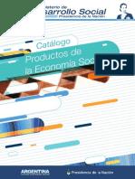 Catálogo – Productos de La Economía Social
