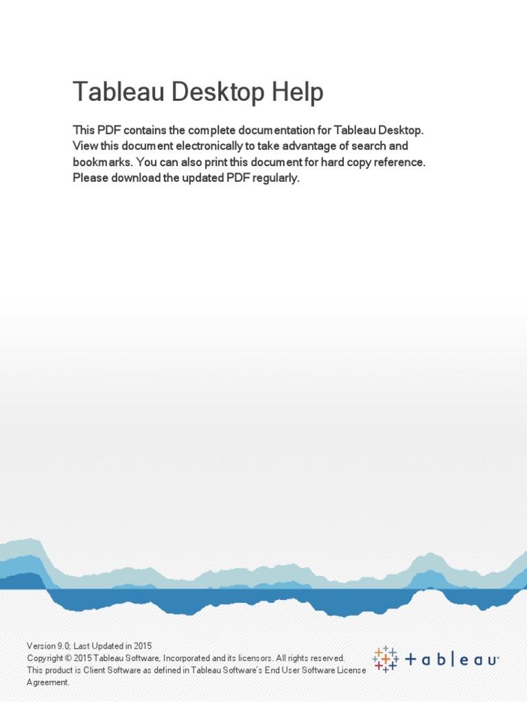 Tableau Desktop Windows 9 0 | Icon (Computing) | Apache Spark