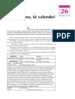 Telecurso 2000 - Língua Portuguesa  - Vol 02 - Aula 26