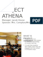 project athena presentation