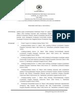 PPNo.24-2004 Ttg Kedudukan Protokoler Dan Keuangan Pimpinan