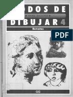 Hans Daucher-Modos de Dibujar Retratos (1985)___0