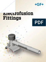 Brochure - Electrofusion Fittings