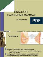 Onkologi 2 (CA Mammae)
