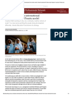 Rethinking Scale in International Development_ the Ubuntu Model _ Global Development Professionals Network _ Guardian Professional