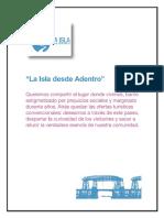 La Isla Desde Adentro - Fundación Valdocco