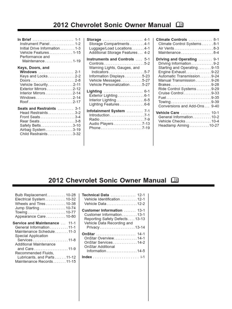 Chevrolet Sonic Repair Manual: Brake Rotor Thickness Variation Measurement