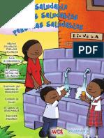 agua saludable - estudiantes