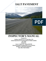 Asphalt Inspector's Manual