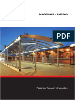 Passenger Transport Infrastructure Brochure (3mb)