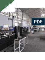 TFG Sheet Metal Plant 20160517