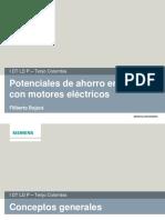 Potenciales de Ahorro Energético Con Motores Eléctricos (1)