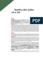 Telecurso 2000 - Língua Portuguesa  - Vol 02 - Gabarito