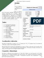 Distrito de Matucana - Wikipedia, La Enciclopedia Libre