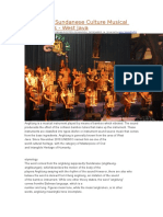 World of Angklung