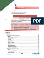 Carta Tecnica AdminPAQ 720