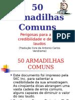 50 Pitfalls Portuguese