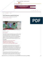 Um Famoso Pastel de Jaca - Jornal Do Commercio