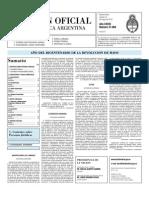Boletin Oficial 14-05-10 - Segunda Seccion