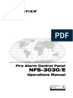 NFS-3030 Operations Manual